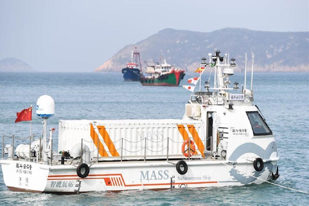 AUTOSHIP – Autonomous Shipping Initiative for European Waters