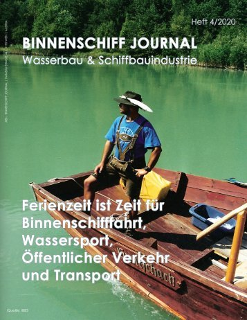 BINNENSCHIFF JOURNAL 4/2020