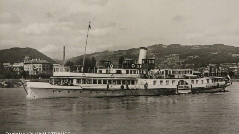 Donaudampfschiffahrts-Gesellschaftskapitän