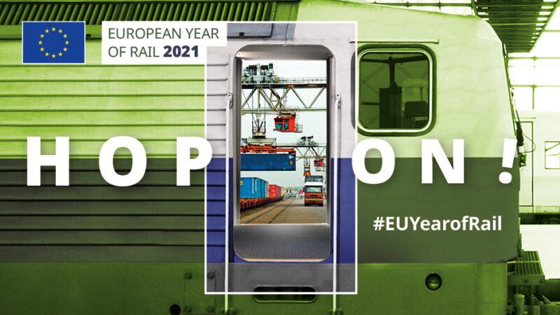 2021 – European Year of Rail